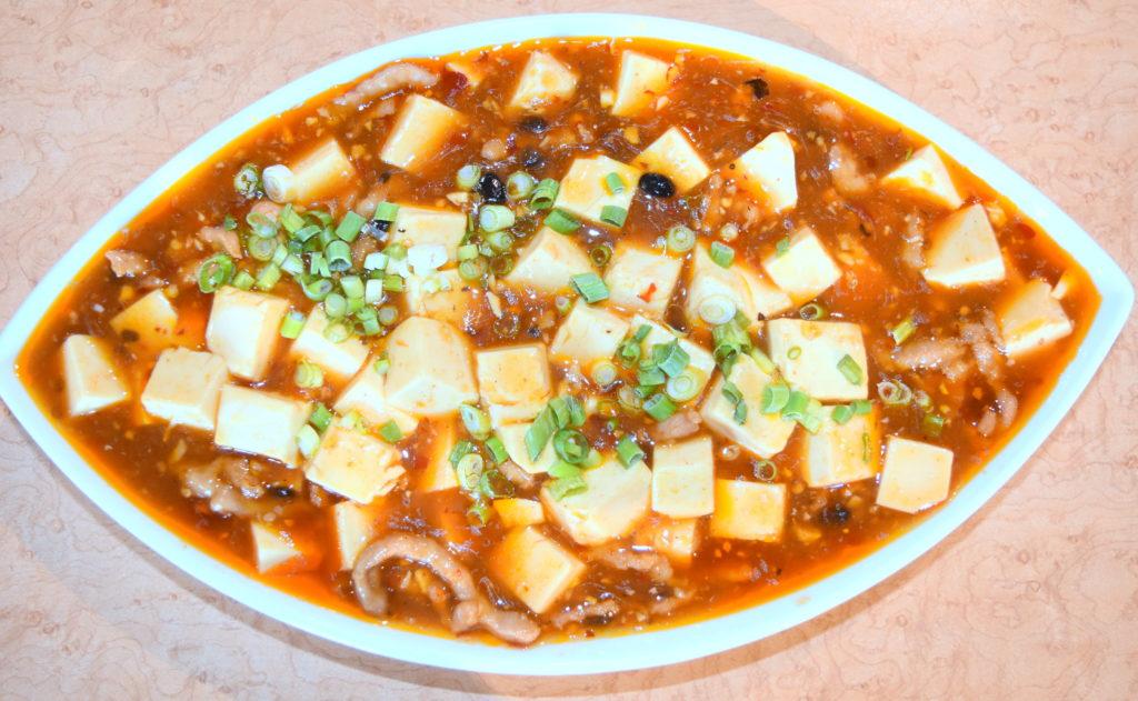 68. Mapo Tofu 麻婆豆腐