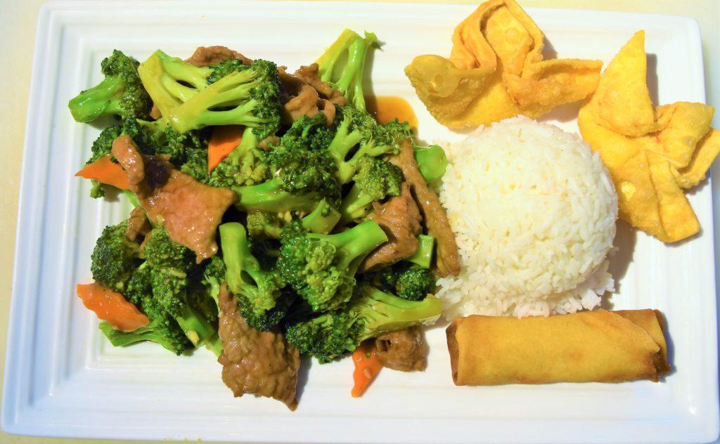 L31. Broccoli Beef 芥蘭牛