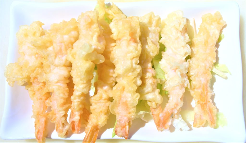 07. Shrimp Tempura (8) 甜不辣蝦