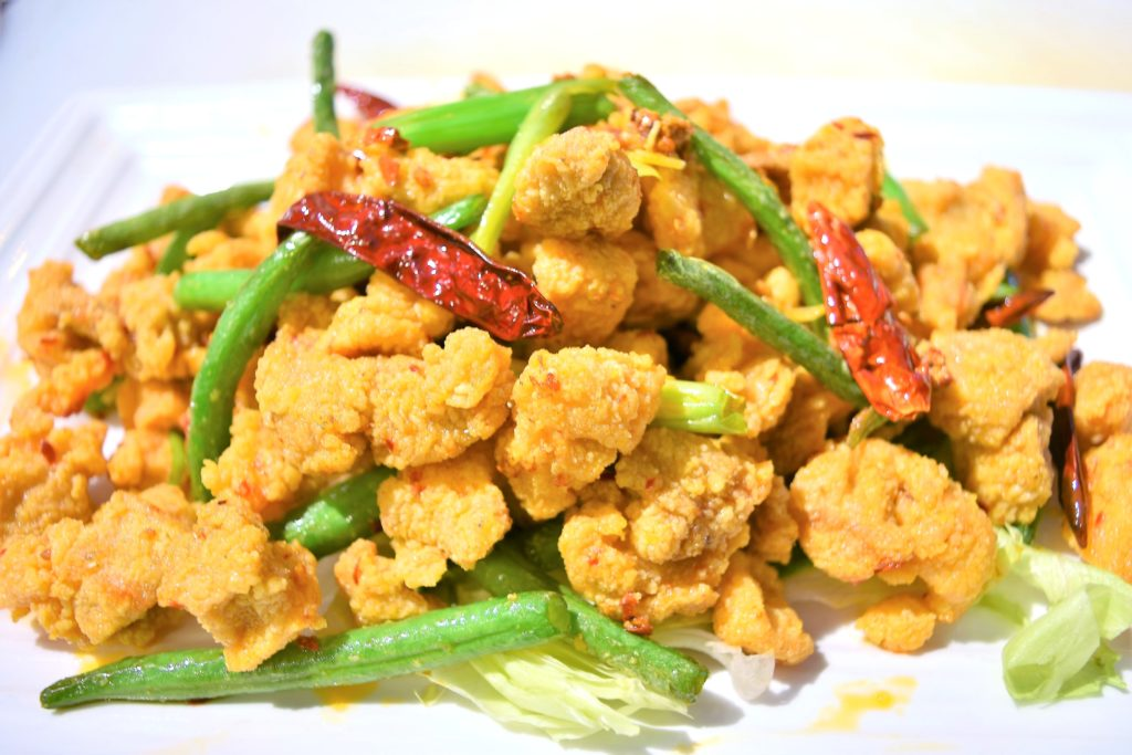 61. Chong Qing Spicy Chicken 重慶辣子雞