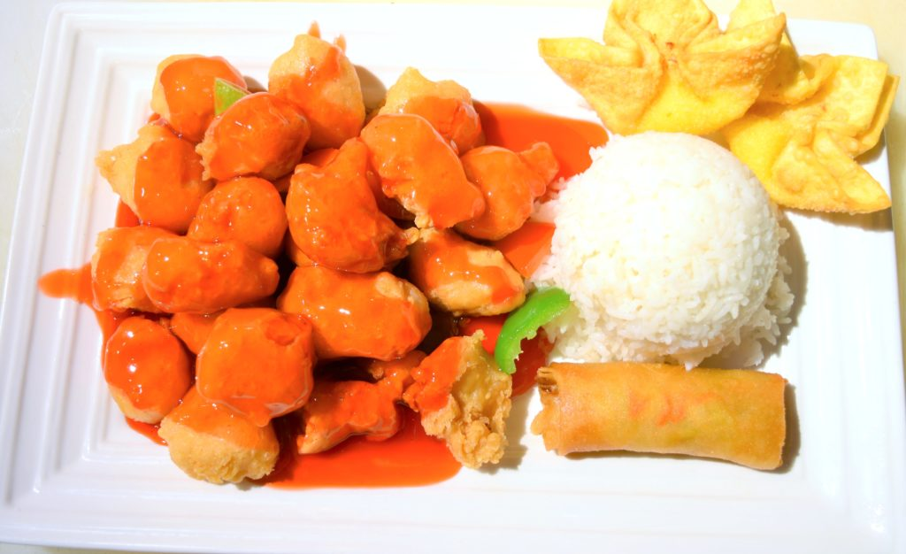L11. Sweet&Sour Chicken 甜酸雞