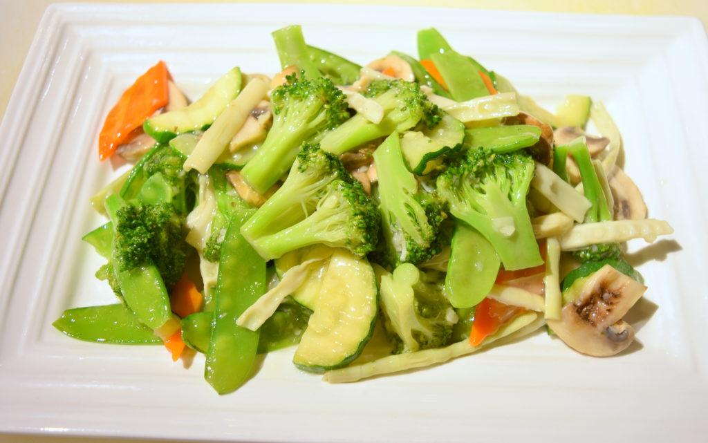 118. Vegetable Deluxe 素什錦