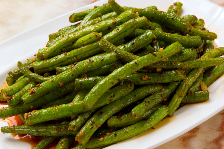 117. Dry Sauteed String Beans 幹扁四季豆