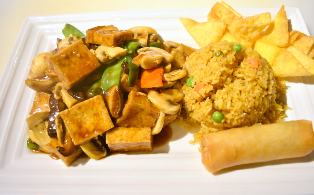 L05. Double Delight Mushroom and Tofu 雙菇豆腐