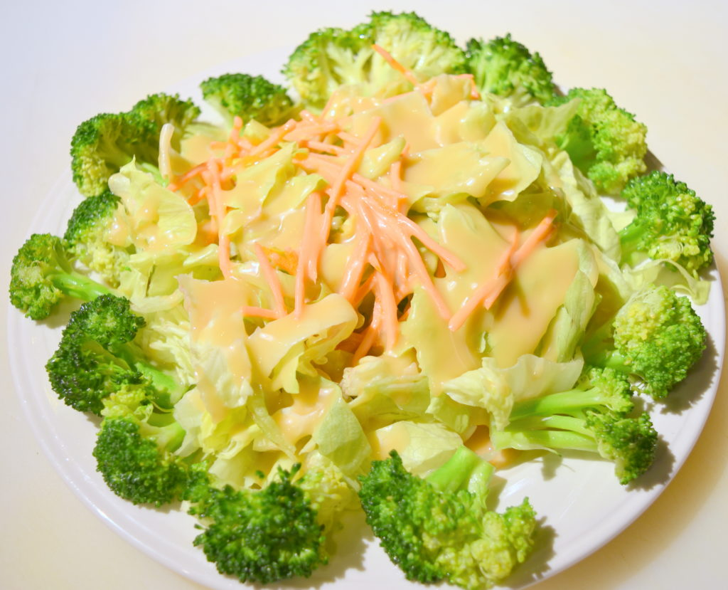 123. Green Salad 蔬菜沙拉