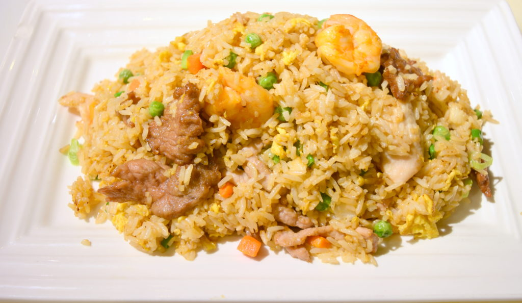 27. House Fried Rice 什錦炒飯