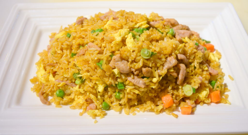 24. Pork Fried Rice 豬肉炒飯