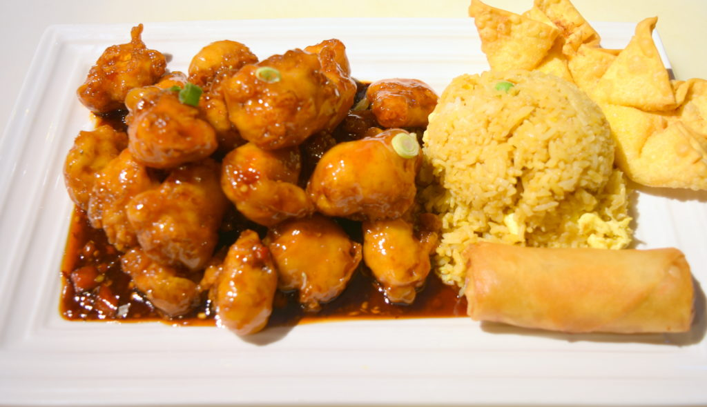 L20. Mandarin Crispy Chicken 幹烹雞