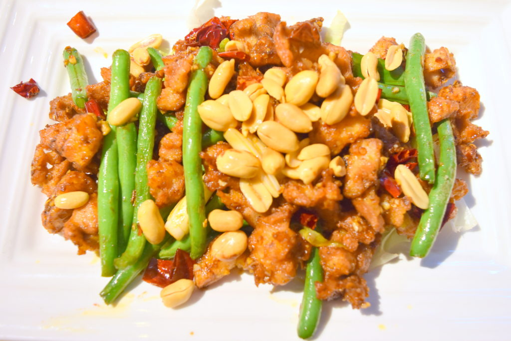 67. Hot & Spicy Chicken 香辣雞