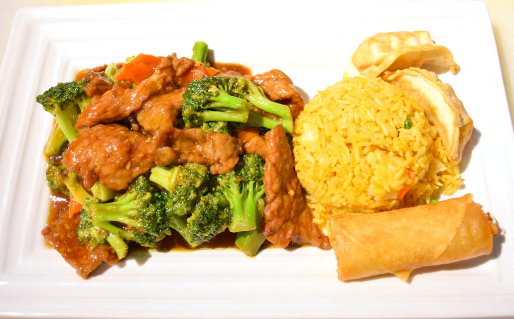 D21.Broccoli Beef芥蓝牛