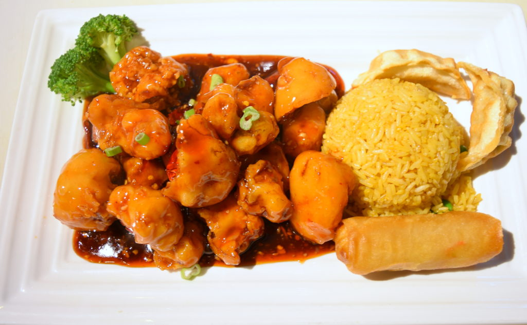 D10. General Tsao Chicken左宗鸡