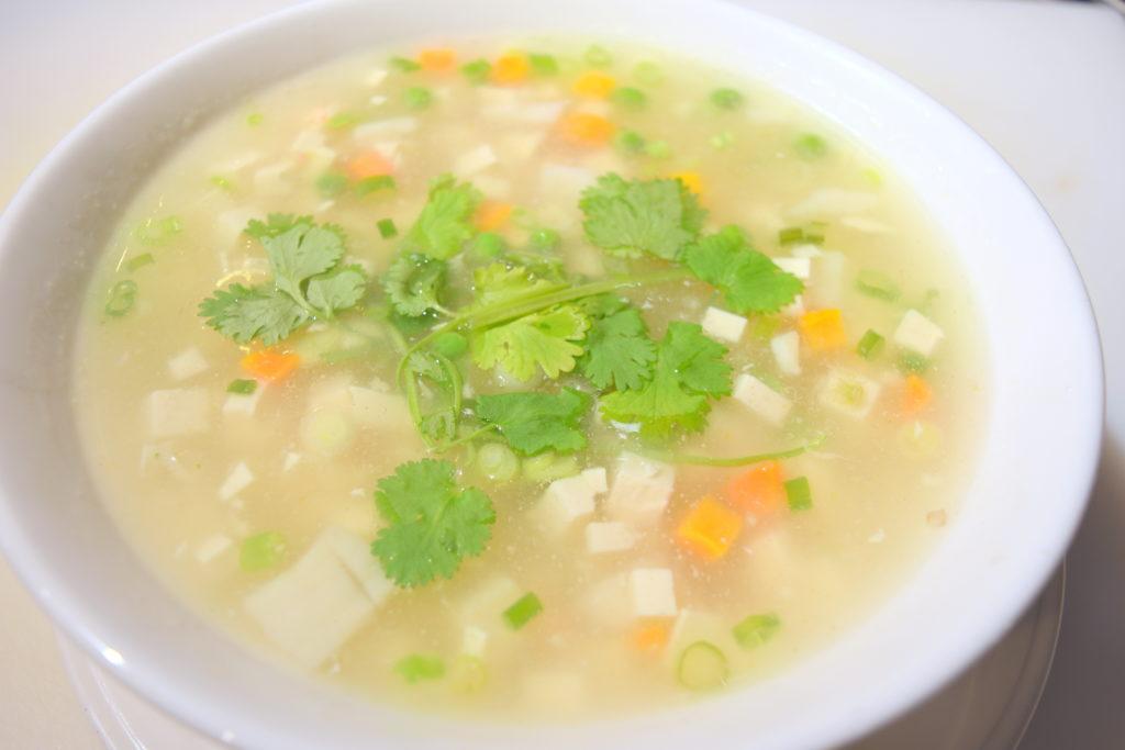 15. Seafood Tofu Soup 海鮮豆腐湯