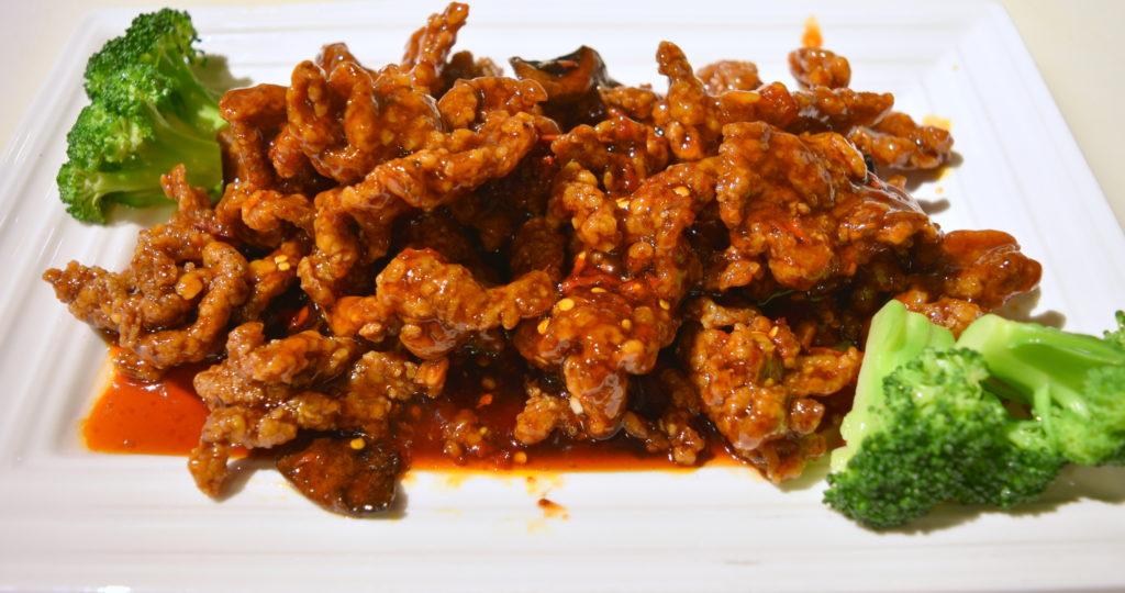 91. Orange Beef 陳皮牛