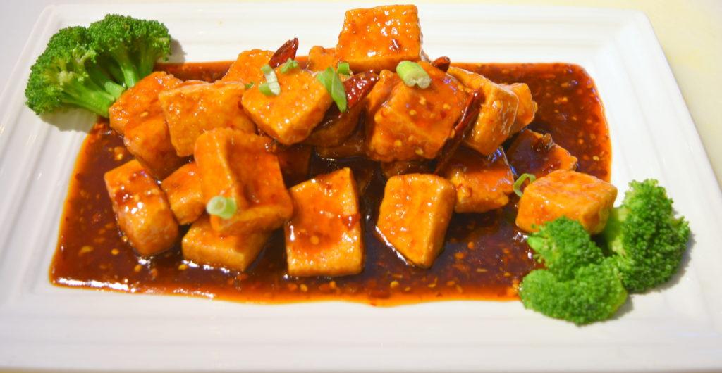 114. General Tsao's Tofu 左宗豆腐