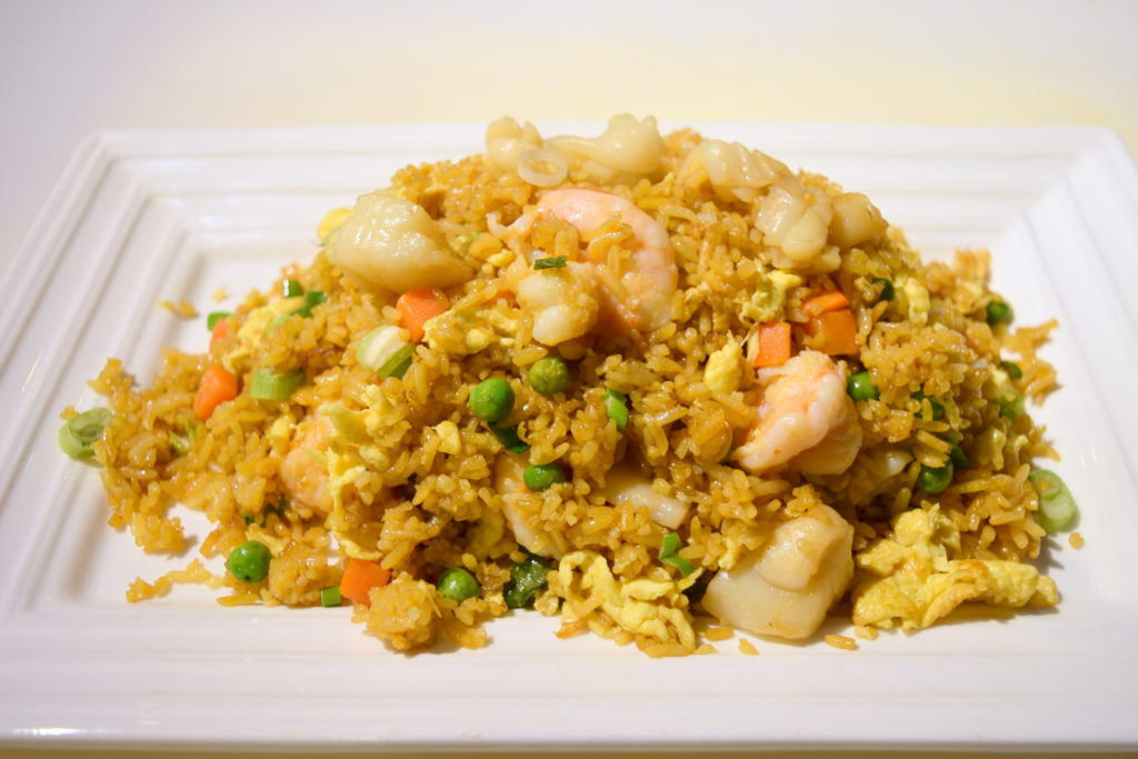 28. Seafood Fried Rice 海鮮炒飯