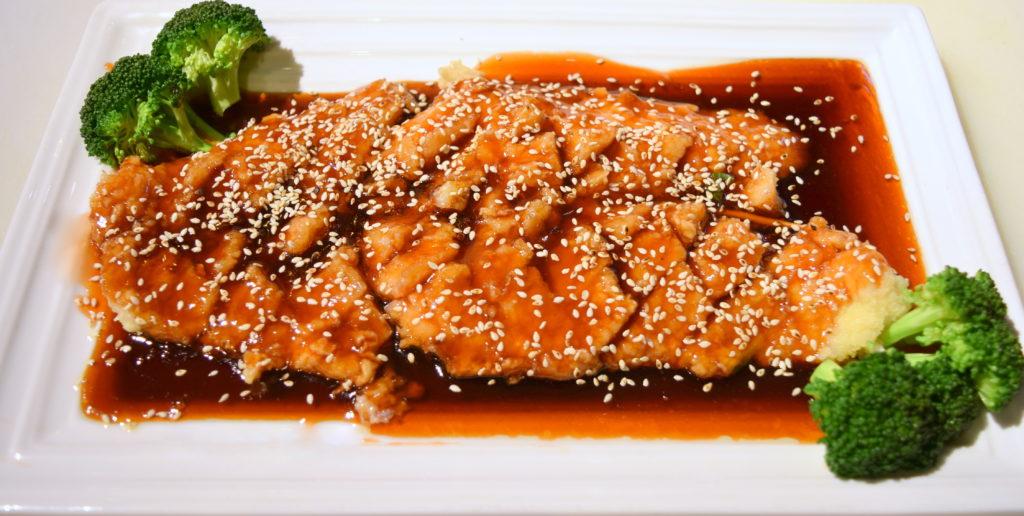 107. Sesame Fish 芝麻魚