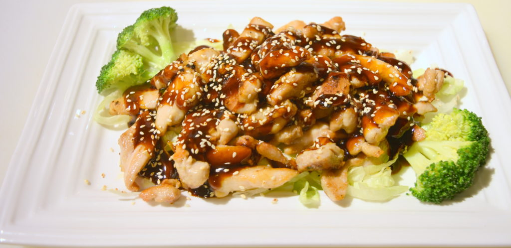 65. Teriyaki Chicken 照燒雞