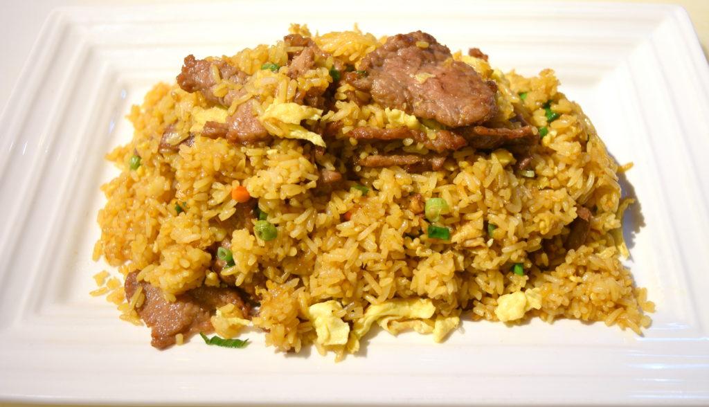 26. Beef Fried Rice牛肉炒飯