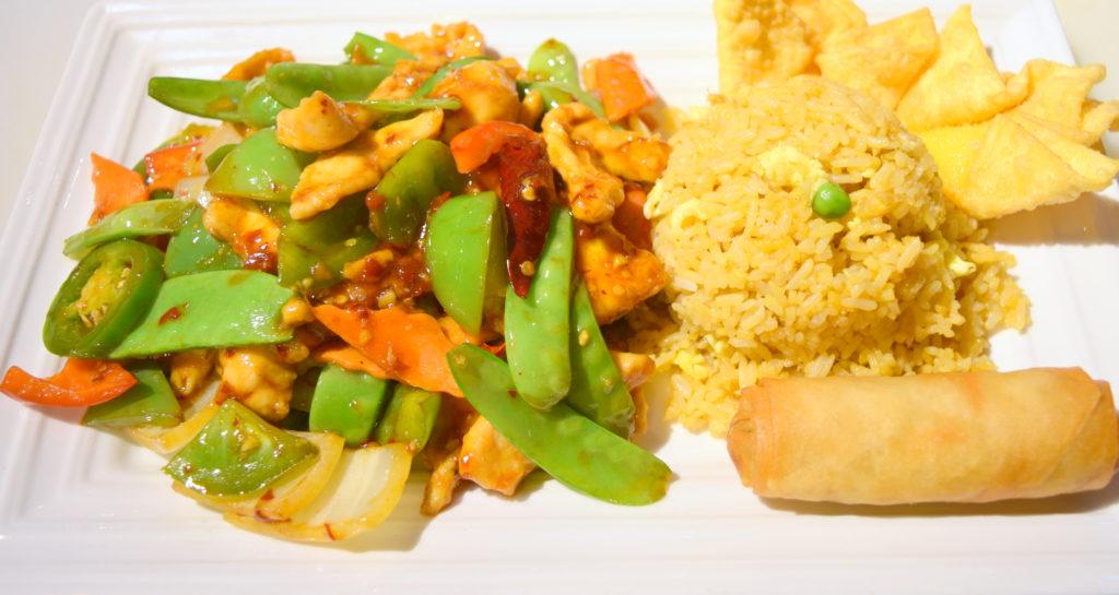 L09. Szechuan Chicken 四川雞