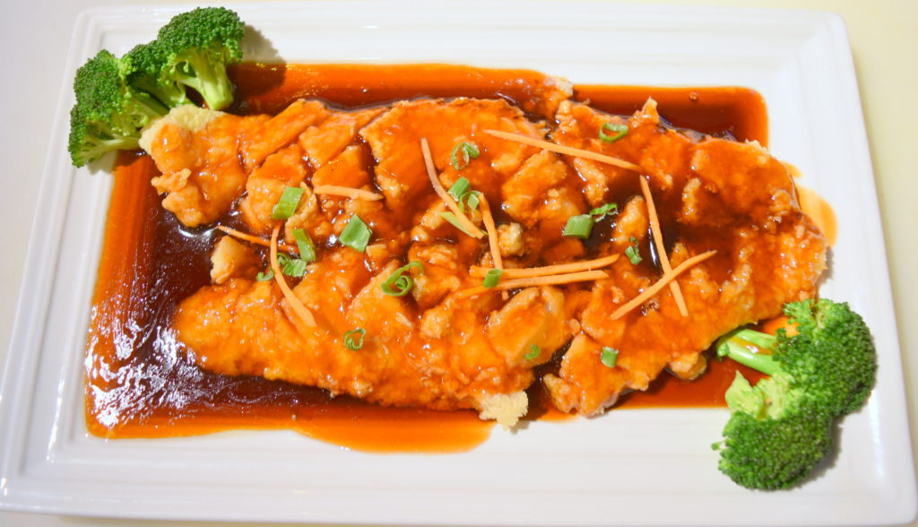105. Sweet & Sour Fish 糖醋魚
