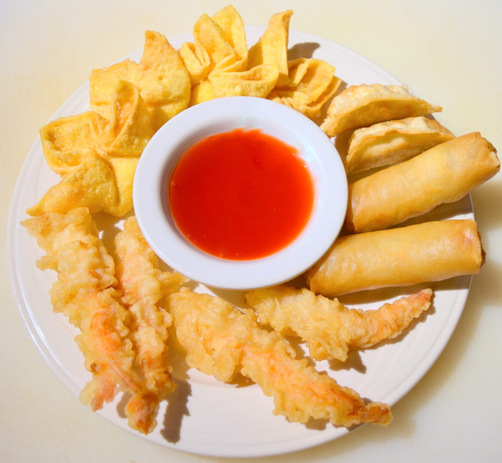02.House Appetizers Platter