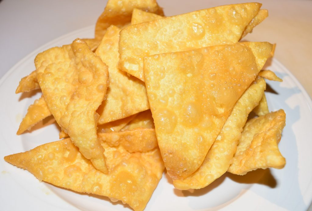 10. Fried Won Ton 炸雲吞